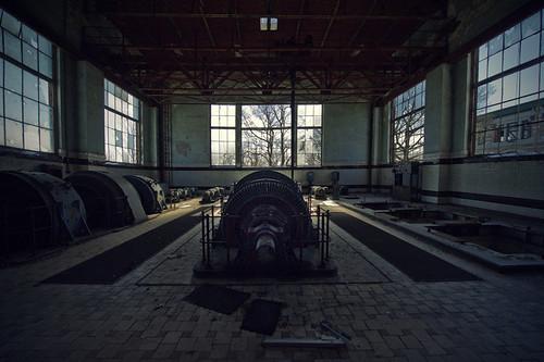 Machine chamber
