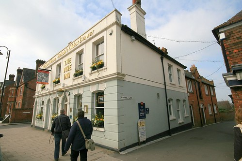 The Vine Inn, Tenterden