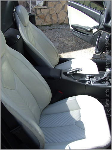 Mercedes SLK detallado interior-22