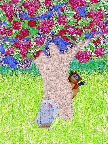 """collaboration with """"trees, please"""""""