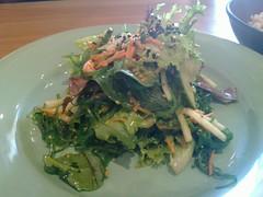 seaweed salad (penguincakes) Tags: food seaweed salad vegan fitzroy yongs wakame