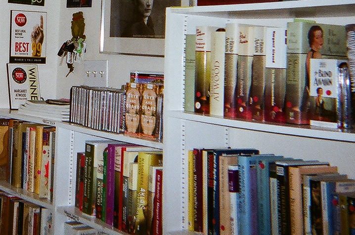 Atwood's books