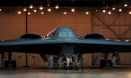 フリー写真素材, 乗り物, 航空機, 爆撃機, B- スピリット, アメリカ空軍,
