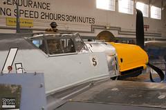 1190 - 1190 - Luttwaffe - Imperial War Museum - Messerschmitt BF-109E-3 - 071111 - Duxford - Steven Gray - IMG_5206