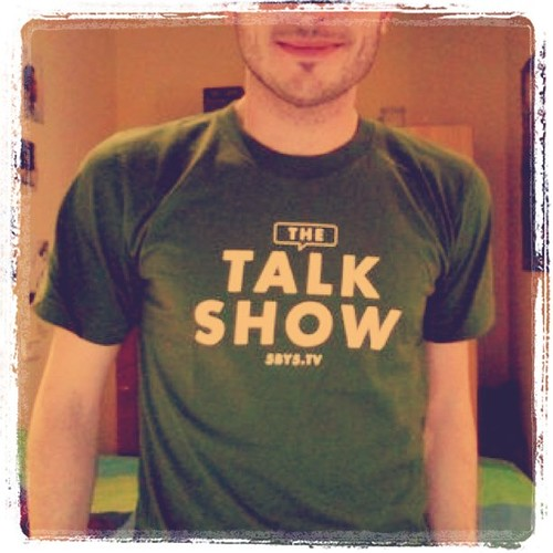 The Talk Show Official T-Shirt