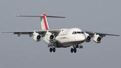 EI-RJU (Tyno from Holland) Tags: amsterdam airport bae schiphol 146 eham cityjet polderbaan eirju canonef500f45lusm