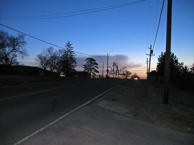 Sunrise, 3/20/11