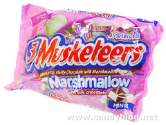 3 Musketeers Marshmallow