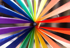 Catchy Colors ([ PEMA ]) Tags: colors canon photography fan circles colored rotating catchy pema