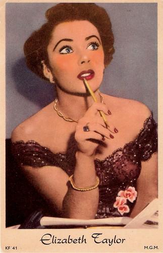Elizabeth Taylor (1932-2011)