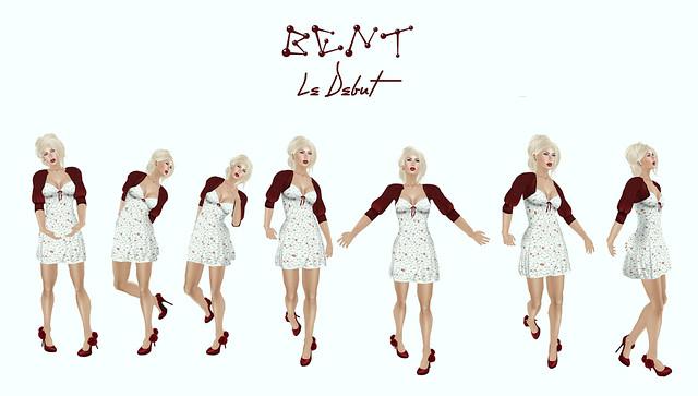 BENT! - Le Debut