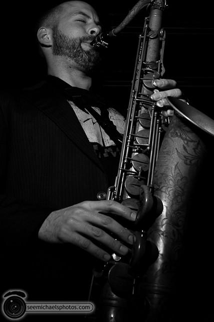 New Latin Jazz Group at El Camino 32311 © Michael Klayman-008