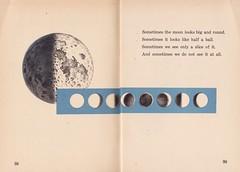 Phases of the Moon (Calsidyrose) Tags: moon space naturalhistory astronomy exploration lunar picnik bookephemeraillustrationvintagegraphicartfontdesign