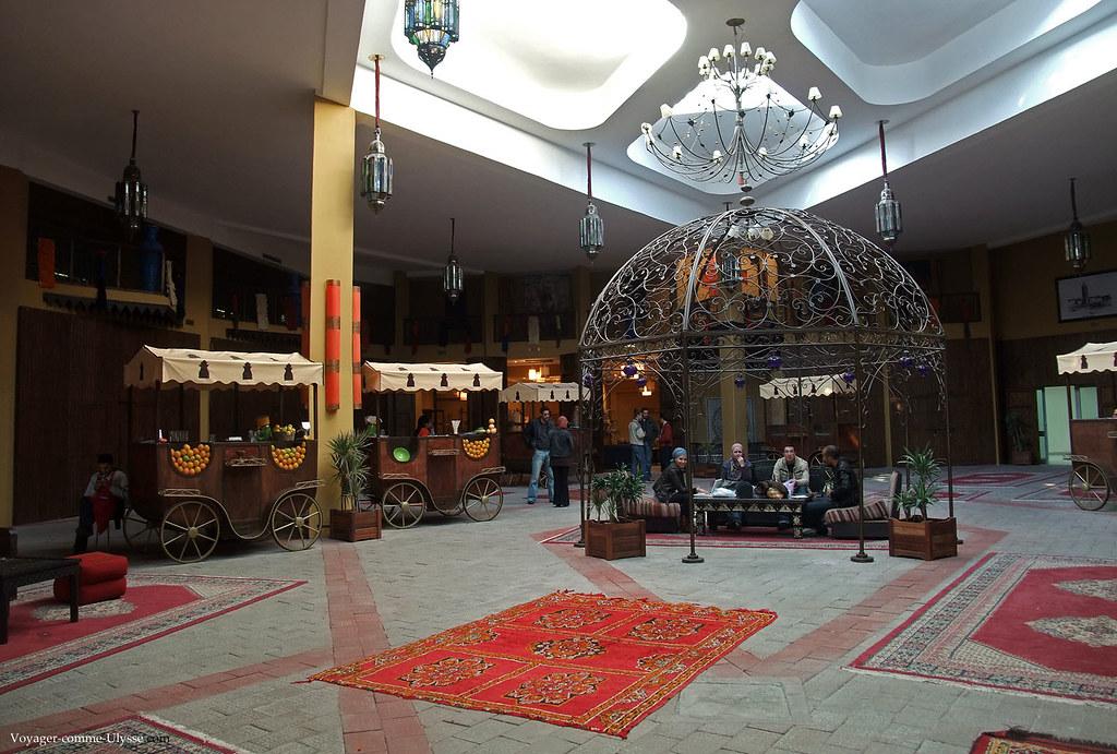 Superbe décoration inspirée d'un intérieur marocain