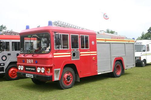 JTP634Y Hampshire Fire Brigade