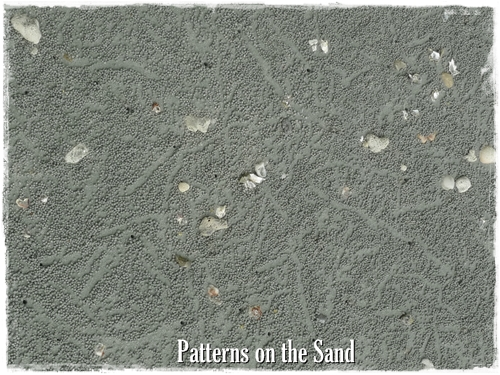 Patterns On Sand