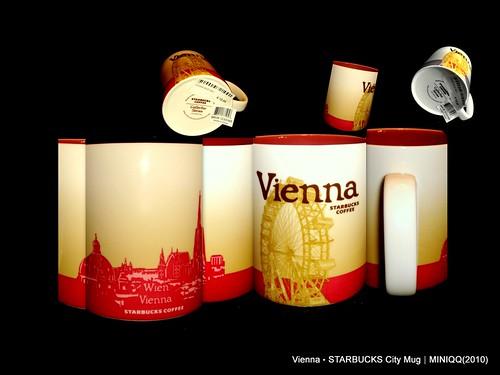 STARBUCKS CITY MUG 星巴克馬克杯_維也納Vienna