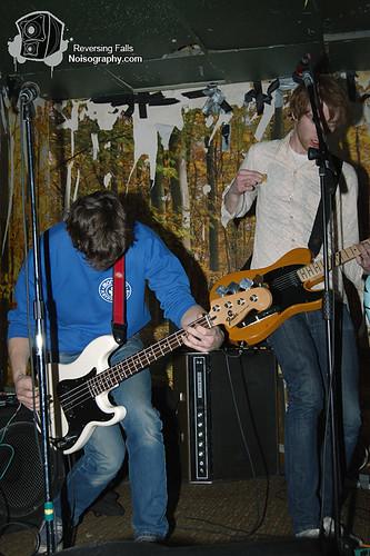 Reversing Falls @ Gus' Pub March 20th 2011 - 01