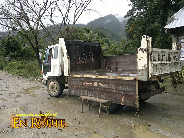 Adams Dump Truck Ride