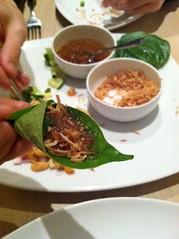 Miang Kham Cone