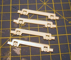 Part made sideframes