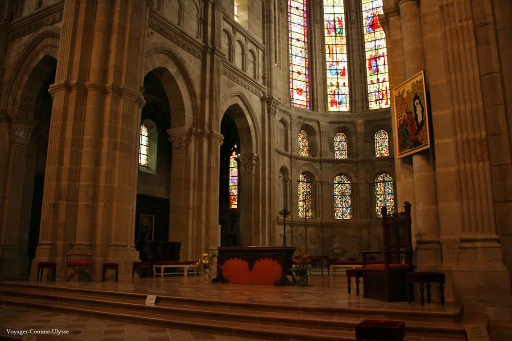 Chœur de la cathédrale