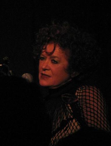 Patricia Quinn Interview at the Black Box