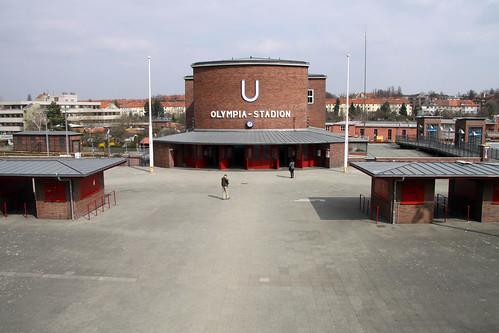 Olympia-Stadion U