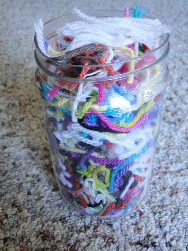 April yarn bits
