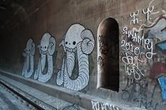 (break.things) Tags: nyc newyorkcity ny newyork graffiti devi swampy swampdonkey