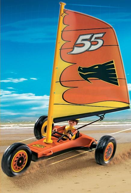 4216 Beach Racer scene