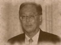 Goh Chok Tong - in sepia tone