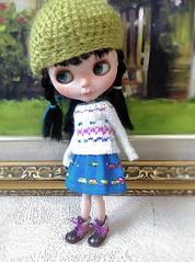 Blythe cardigan sweater