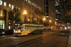 San Francisco 1050 Market Street 07-09-2016 (Spoorhaar) Tags: francisco muni pcc tram streetcar trolley strassenbahn fline market street city stadt stad