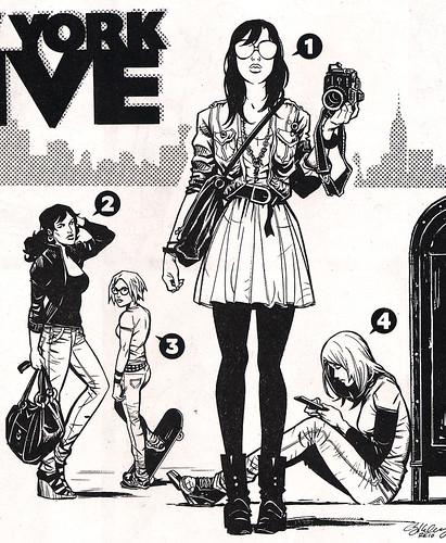 NY5-Girls