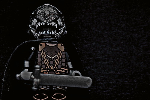 Custom minifig [148/365] The Mouth of Sauron