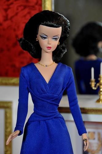 kate middleton blue dress replica. 88-4. mini replica of KATE