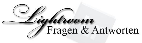 Lightroom 3 FAQ