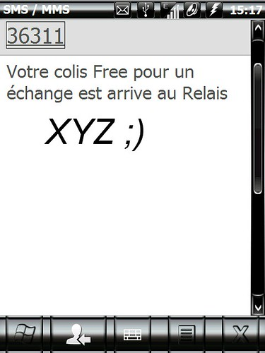 FreeboxV6-SMS