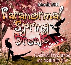 Paranormal Spring Break