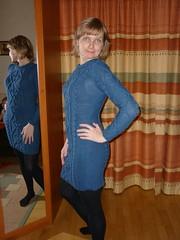 Jeen Dress Front