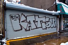 KATSU BTM (break.things) Tags: nyc newyorkcity ny newyork graffiti manhattan katsu btm