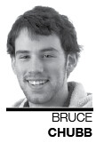 Bruce Chubb head shot