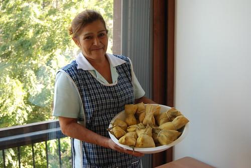 Шеф-повар сеньйора Марія