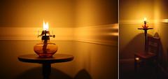 Kerosene Lamp | Natty Light (Tyler Pack | www.TylerPackPhotography.com) Tags: lamp canon lens fire high chair iso flame flare 5d kerosene