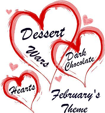 Dessert Wars: February's Theme