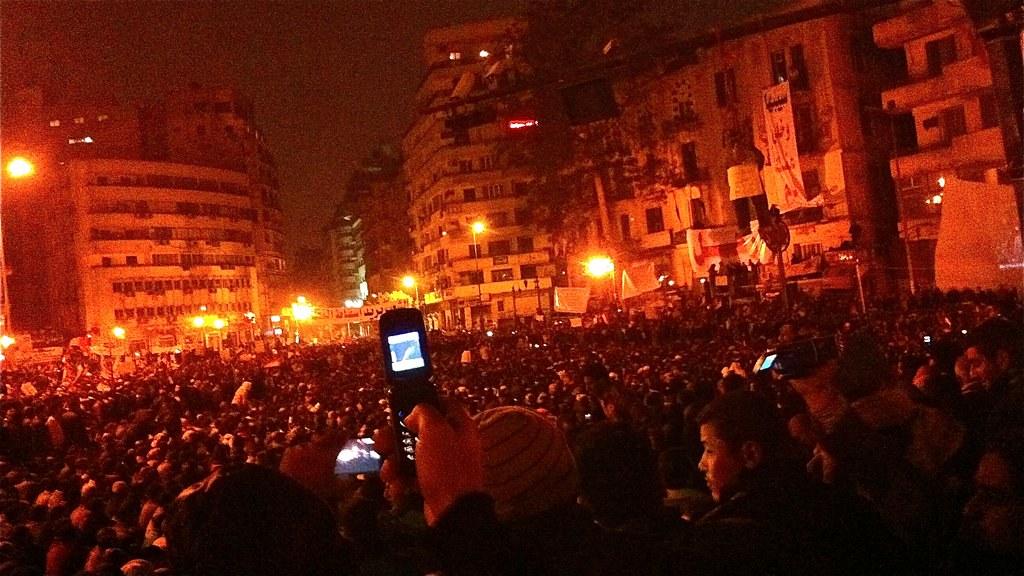Ägypten, Netzsperren und die Angst vor dem Web: Was ändert das Internet eigentlich? berufebilder