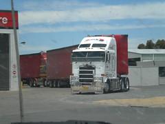 Rendex K108 Fat Cab B Double (KW BOY) Tags: b tractor truck prime big cab transport over australian stretch double semi lorry rig express trailer freight coe haulin mover trucking kw kenworth aerodyne k108 rendex
