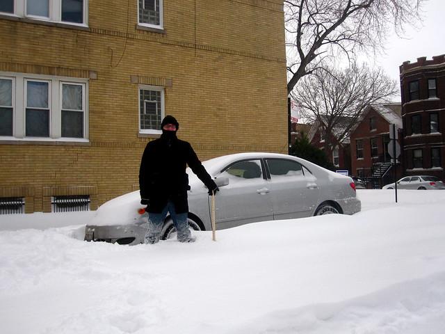 Hayden's Car