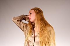 satinbluse gold (satinbluse2009) Tags: blouse satin bluse